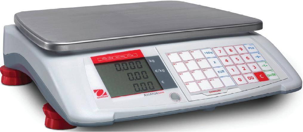 Ohaus Aviator Scales
