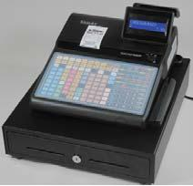 The new SAM4s ER-920 Cash Register